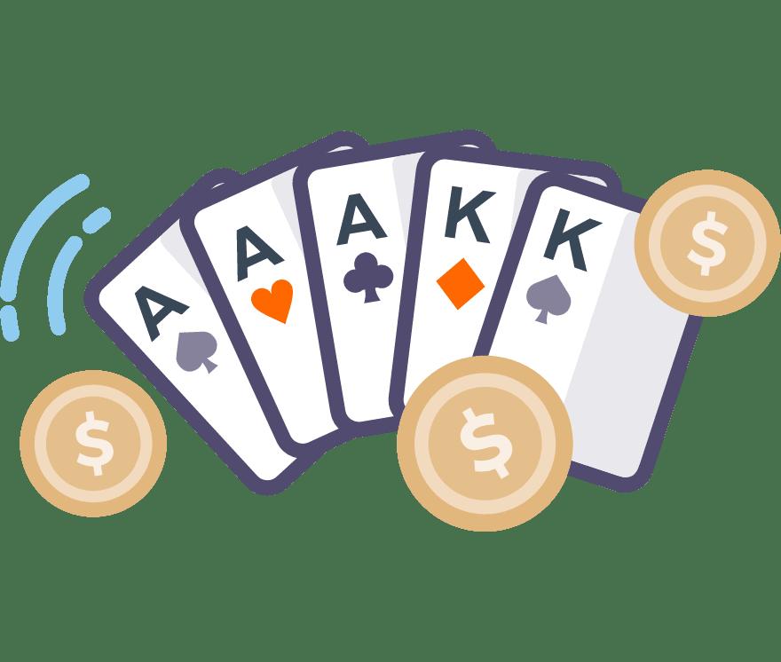 Los 126 mejores sitios de Casino de Póker en línea en Perú