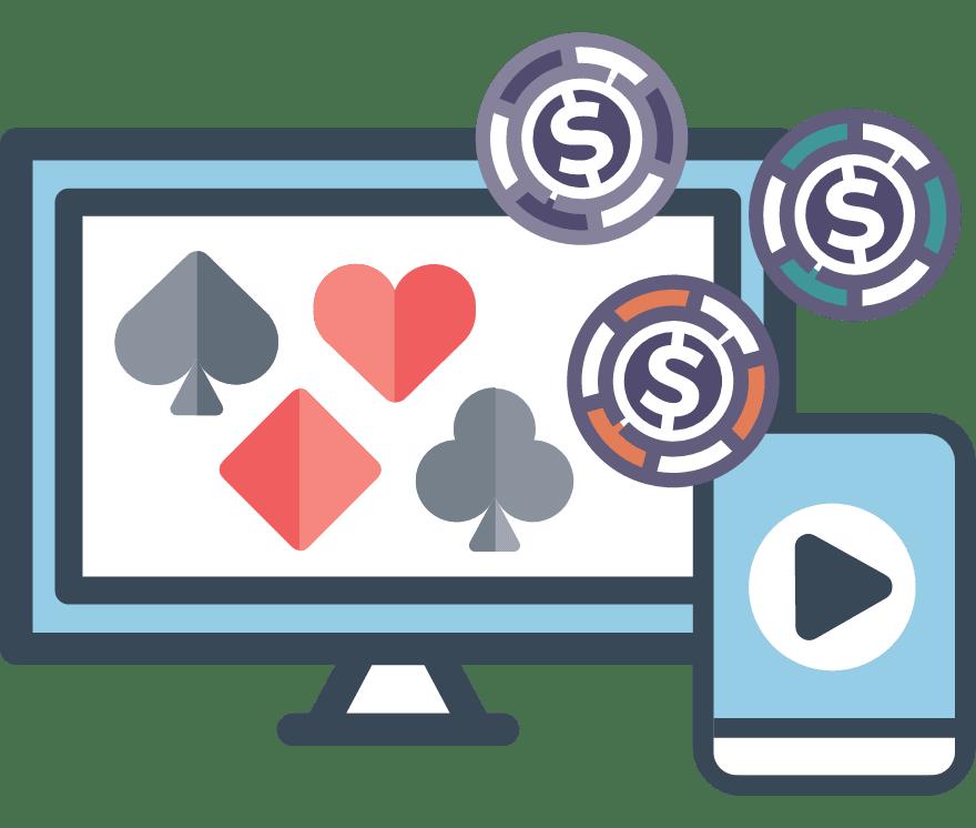 Los 95 mejores sitios de Casino de Vídeo póker en línea en Perú