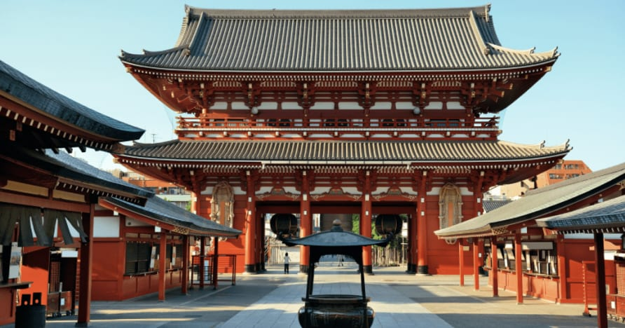 Expansión de Leo Vegas en el mercado de juegos japonés